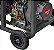 Gerador de Energia a Diesel 5,0KVA Trifásico 380V com Partida Elétrica - BRANCO-90304443 - Imagem 5