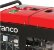 Gerador de Energia à Diesel 6,5Kva 110/220V BD-8000 E - BRANCO - Imagem 2