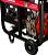 Gerador de Energia à Diesel Monofásico 5,5Kva 110/220V BD-6500 E - BRANCO - Imagem 4
