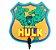 Pendurador 1 gancho- Hulk  - Imagem 1