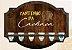 Kit Porta Copos - Cantinho da Cachaça  - Imagem 1