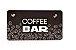 Placa MDF - Coffe Bar - Imagem 1