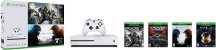 Console Xbox One S 500gb Bundle Gears Of War E Halo 5 - Imagem 3