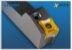 INSERTO SNMX 19-RXX:T9335 P/ RASPAGEM DE TUBOS: SCARFING - Imagem 3