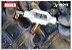 Jogo de Machos Manuais HSS E100 Dormer NO8 6H DIN352 - 3 peças  - Imagem 3