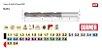 Broca Metal Duro R453 force-X 5XD com refrigeração interna Dormer - Imagem 5
