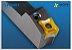 SUPORTE PXFNL 2525 R 15/15 (SNMX15) P/ RASPAGEM DE TUBOS: SCARFING - Imagem 1