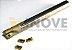 KitInove ADMX, contendo Cabeçote Ø16, Ø20, Ø25 + 30 insertos ADMX11 Dormer Pramet + Chave Torx T8 - Imagem 4