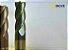 FRESA METAL DURO TOROIDAL 4 CORTES Ø04.0X050X10 R0,5 HA04 TISIN - NEW CUT  - Imagem 1