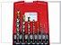 Kit Macho EX00 máquina M3, M4, M6, M8, M10 e M12 e respectivas Brocas A002 - Dormer L114302 - Imagem 1