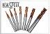Fresa Metal Duro Topo Reto 4 Cortes Ø3 até Ø16mm TiXCo - NEW CUT - Imagem 3