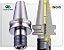 Mandril Flutuante ou Mandril de troca rápida p/ rosquear M3 a M12 cone BT-40 (usa adaptador) - Imagem 1
