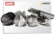 Lima rotativa com corte em forma de diamante P844 Dormer – corte GRP com fresa de topo - Imagem 9