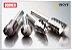 Lima rotativa com corte em forma de diamante P844 Dormer – corte GRP com fresa de topo - Imagem 6