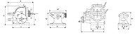DIVISOR UNIVERSAL - MODELO BS-2 - BT FIXO - Imagem 3
