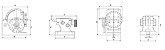 DIVISOR SEMI UNIVERSAL - MODELO BS-1 - BT FIXO - Imagem 3
