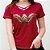 Camiseta Feminina Wonder Woman Logo Gold - Imagem 1