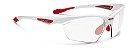 Óculos Rudy Project Stratofly Lentes Fotocromática Branco - Imagem 1