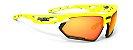 Óculos Ciclismo Rudy Project Fotonyk Amarelo Fluor - Imagem 1