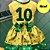 Vestido Brasil - Copa do Mundo - Imagem 1