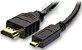CABO HDMI PARA MINI MICRO USB V8 CELULAR TABLET TV 1,5 METROS - Imagem 1