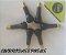 Bico Para Pneus,Valvulas TR414 com 50 Unidade,Bico Rodas - Imagem 3