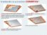 Manta térmica Subcobertura Face Única - 1m x 25m - COBERFOIL - Imagem 3