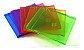 Box para CD / DVD Slim Colorida Para 1 Disco - 1 Und - Imagem 1