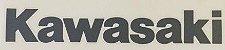 ADESIVO TANQUE COMBUSTIVEL KAWASAKI - 56054-0517 - Imagem 1