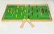 Futebol de pinos - MDF c/ 2 pazinhas - PVC enc. - Imagem 2