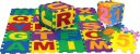Tapete Educativo Infantil Alfanumérico Em Eva Emb. Com 36 Peças . - Imagem 1