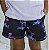 Shorts Infantis Flamingo Neon - PerPochi - Imagem 1