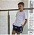 Shorts Infantis Flamingo Neon - PerPochi - Imagem 3