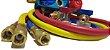 Manifold Ar Condicionado Automotivo, Engates, R12 / R134a /R22, 500 Psig  - Imagem 2