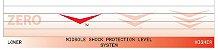 INOV-8 X-TALON 225 Unissex (Precision Fit) Cores: Vermelho/Preto/Cinza - Imagem 10