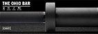 Barra Olímpica Masculina ROGUE 1.2 Ohio 28,5mm CERAKOTE - Eixo Preto - Mangas Preto  - Imagem 1