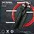 """Corda RX Smart Gear - Fio Vermelho - Ultra 1,8oz - 9'0"""" - Imagem 1"""