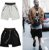 Shorts Ziper JB Com Cordão ( Diversas Cores ) - Imagem 1