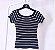 Basic Tshirt - Listradas  - Imagem 2