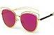 Óculos Feminino Eyelashes - Diversas Cores - Imagem 3