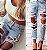 Calça Jeans Rasgada Feminina - Dive - Imagem 1