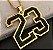 Corrente GOLD JORDAN - BULLS 23 - Imagem 1