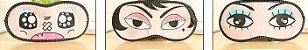 Máscara de Dormir Caricatura - Imagem 4