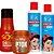 iLike Kit Btox Capilar 250g + Escova Progressiva 240ml + SOS Antiemborrachamento 300ml - Imagem 1