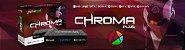 RECEPTOR ALPHASAT CHROMA PLUS / IPTV / WI-FI / VOD - ACM - Imagem 2
