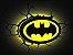 Luminária-  3D Light FX-  Logo Batman - Imagem 2