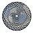 Prato Porcelana Decor Geométrico - Imagem 1