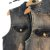 Colete Jeans Curto 48 - Imagem 2