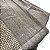 Pashmina Quadriculado Cinza c/ Cru (0,70 x 1,92) - Imagem 4