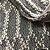 Cachecol lã cinza e branco com franja (0,20 x 2,00) - Imagem 2